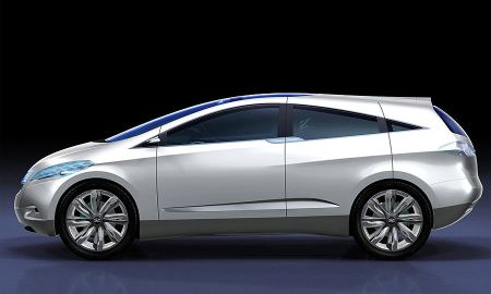 Hyundai разработал водородомобиль i-Blue
