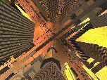 Future City 3D Screensaver 1.01 - город будующего