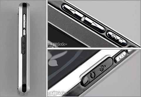 Стильный сотовый телефон Utec T500