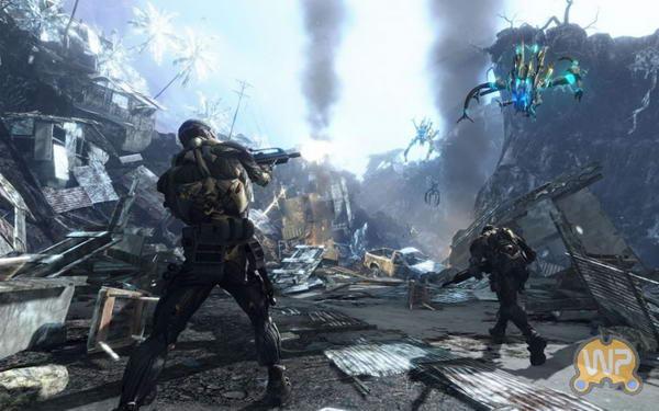 Демо-версию Crysis перенесли на месяц