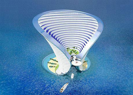 Еще одна семизвездочная гостиница вырастет в Дубае