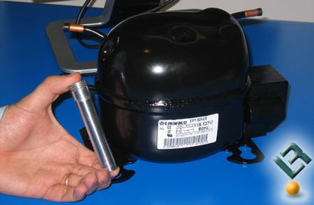 Embraco и Intel: кондиционер для ноутбука
