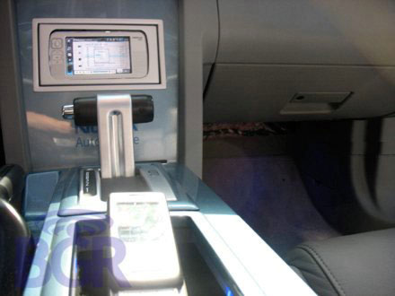 Мультимедийная система от Nokia для Ford Mustang