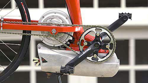 Электрический велосипед Electrobike Pi