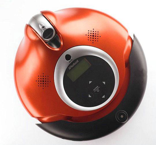 ConnectR – интерактивный роботы от компании iRobot