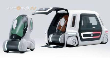 Suzuki покажет в Токио сразу четыре концепта