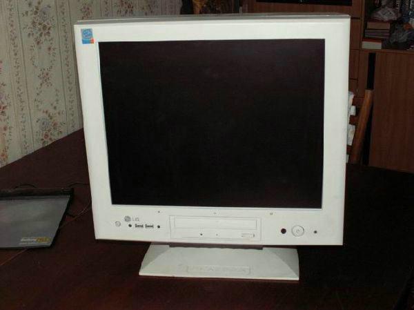 Самодельный ноутбук
