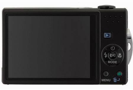 Pentax Optio V10: компакт камера с большим экраном