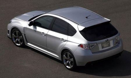 Subaru представила новую Impreza WRX STI