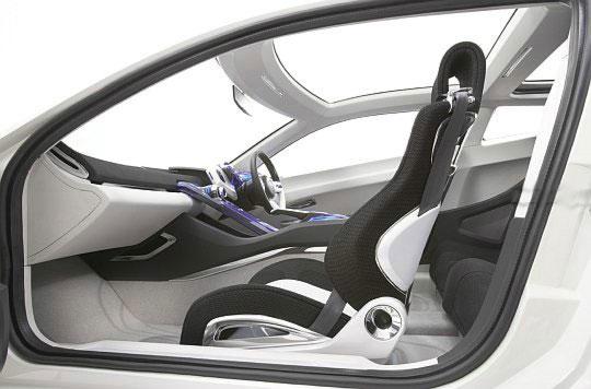 Концептуальный спорткар Honda CR-Z