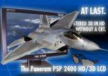 24-дюймовый трехмерный дисплей Panoram PSP 2400