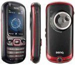 «Непромокаемый» 3G-мобильник BenQ M7