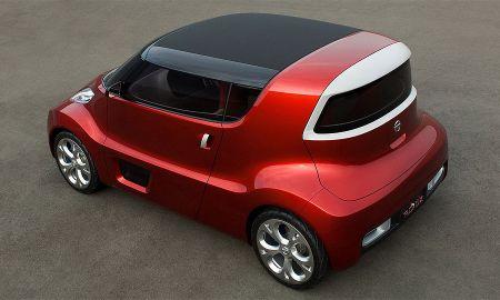 Nissan привезет в Токио концепт Round Box