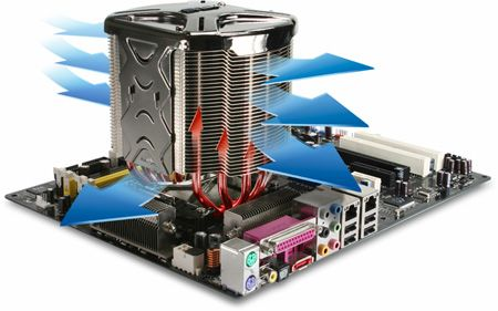 Кулер ASUS Silent Square EVO: самым горячим CPU
