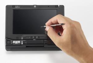 LifeBook U810: мощный UMPC от Fujitsu