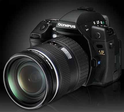DSLR-камера Olympus E-3 представлена официально