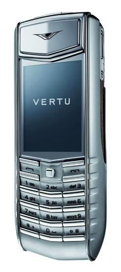 Vertu Ascent Ti: изысканная мобильность в России