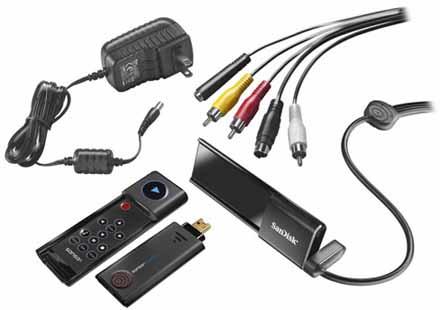 SanDisk: способ переноса видео с ПК на телевизор