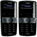 Philips Xenium 9@9w с двумя SIM-картами