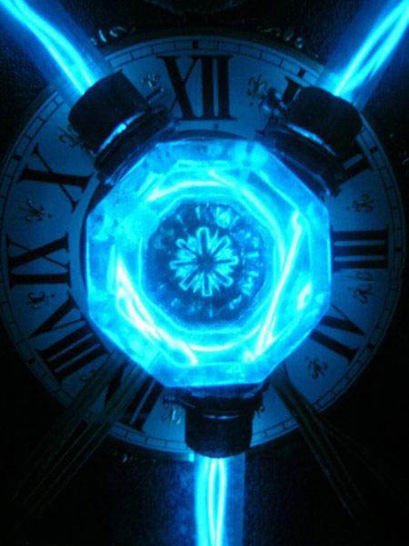 Chronotheric Fluxing Capacitron - машина времени
