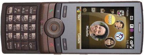 Телефон Shadow от T-Mobile и HTC