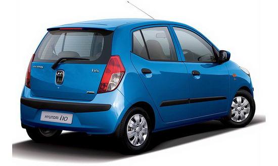 Новый Hyundai i10 для индусов и русских