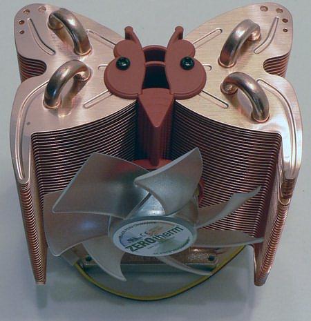 ZEROtherm BTF92 Overclocker Edition
