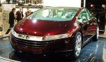 Honda: потребительский водородный автомобиль