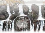 Water Clock Screensaver 2.3 - красивый скринсейвер