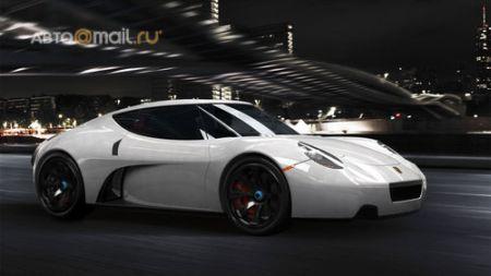 Представлена модель Porsche Carma