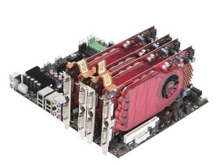 AMD официально анонсирует платформу Spider