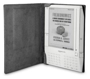 Amazon Kindle - новинка в семъе електронных книг