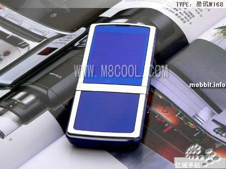 Китайский сенсорный телефон