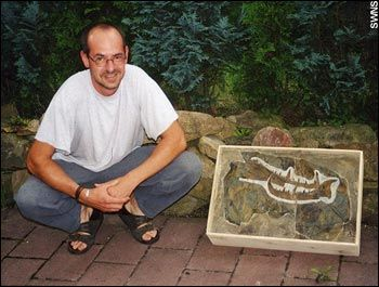Обнаружен гигантский 2,5-метровый скорпион