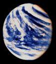 Впервые исследован южный полярный вихрь Венеры