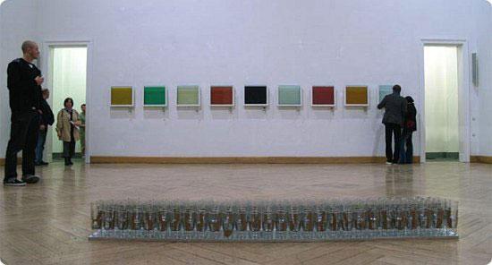 Выставка необычного искуства