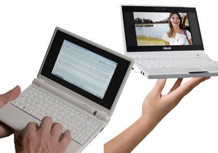 ASUS выпускает Eee PC 8G