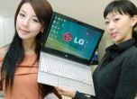 LG XNOTE P300: ноутбук с мощной видеокартой