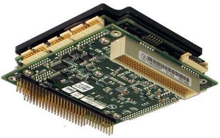 Одноплатные компьютеры Parvus CPU-1472 и CPU-1474