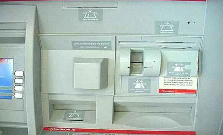Будьте бдительны, пользуясь банкоматами!