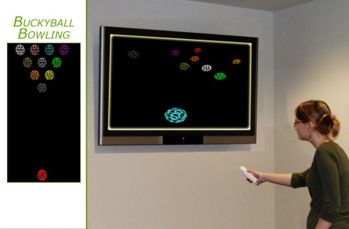 Игры с молекулами и Wiimote