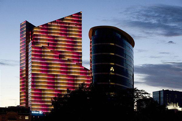 Dexia Tower - удивительное здание в Брюсселе