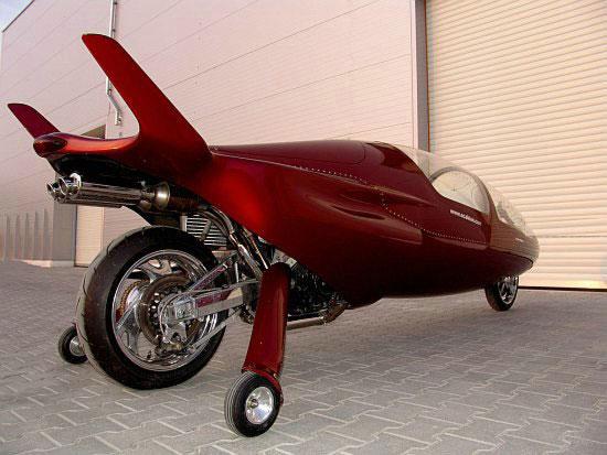Acabion GTBO – автомобиль будущего