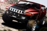 Hummer покажет внедорожное купе