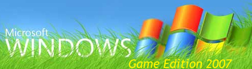 Windows XP Pre SP3 Game Edition 2007 Русская версия 0.9.7 RC2