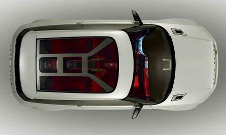 Появились официальные фото концепта Land Rover LXR