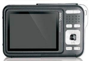 BenQ DC X835: 8 Мп в тонком корпусе