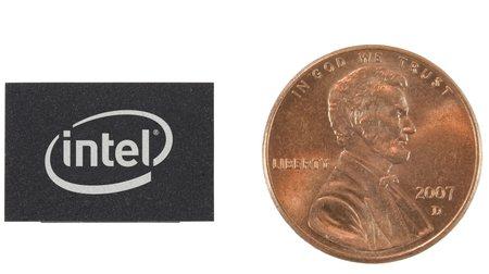 Intel Z-P140 — самый маленький в мире SSD-чип
