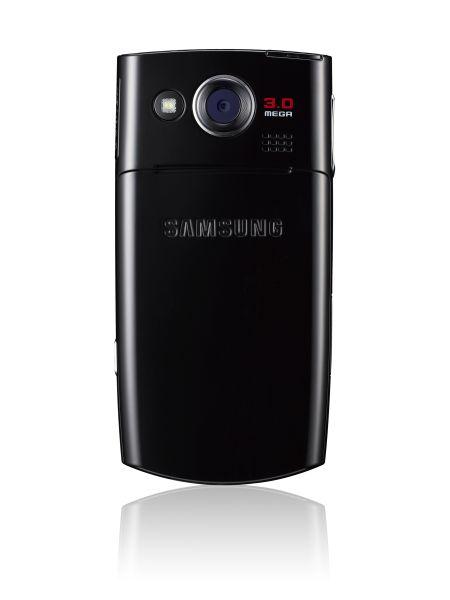 Samsung i560: функциональный слайдер с GPS