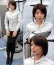Изобретена искусственная женщина-робот